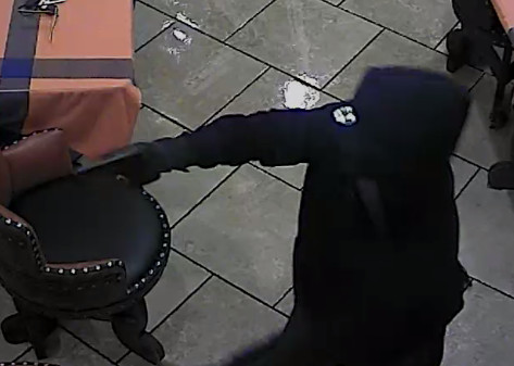 Suspect #1's hat